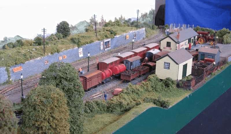 Tarrant Gunville Station