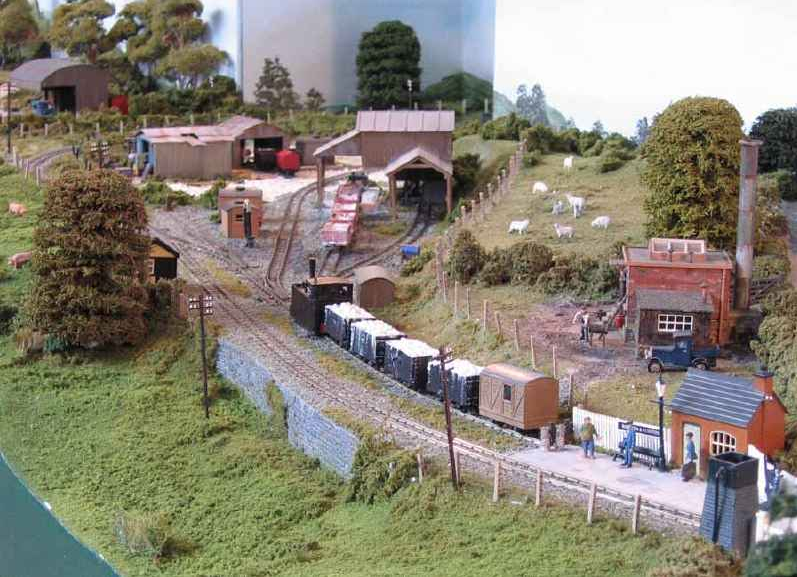 Rawston & Ruston Station
