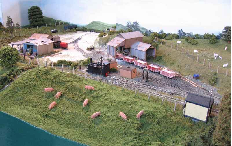 The Quarry Loading Sidings